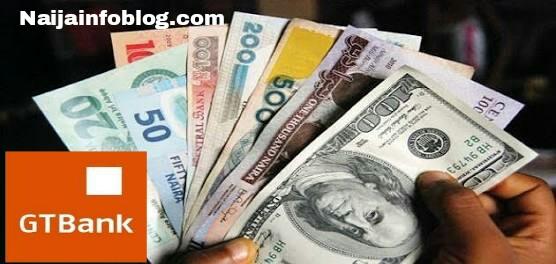 Gtbank ghana forex rates