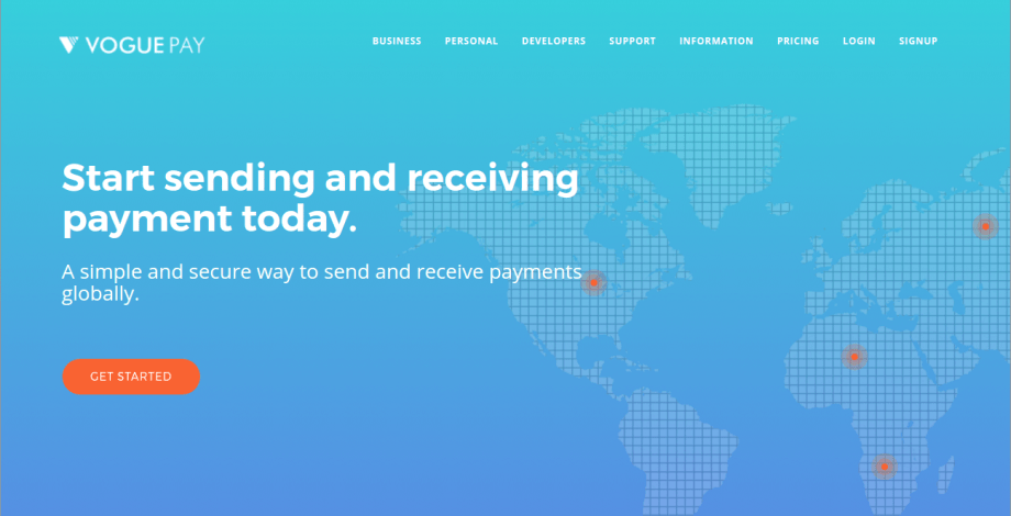 VoguePay accepts Bitcoin