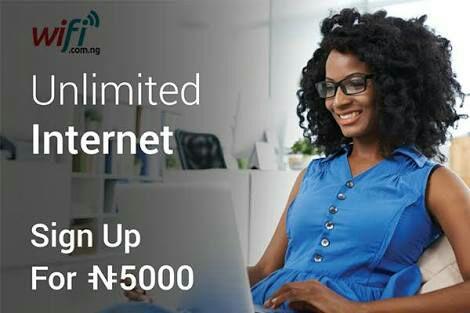 Tizeti unlimited internet