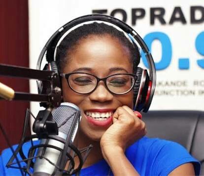 Nigerian female oap