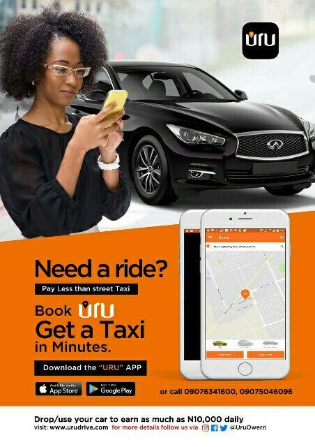 Uru taxi Owerri Nigeria