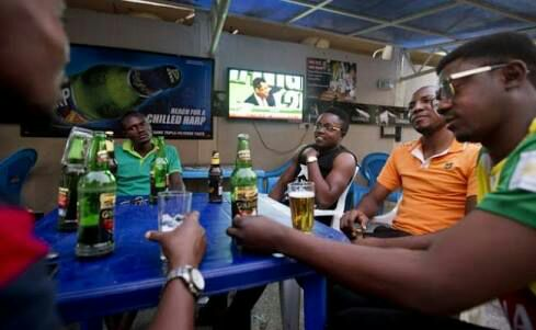 Bar business in Nigeria (beer parlor)