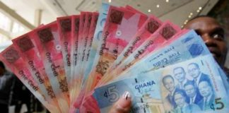 ghana cedis naira exchange rate