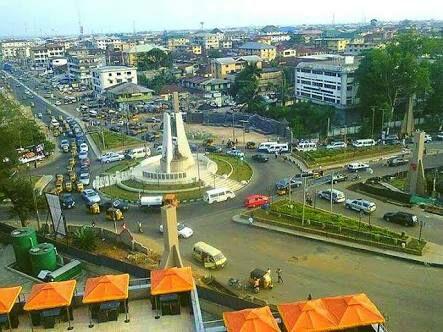 Okigwe roundabout Owerri imo state