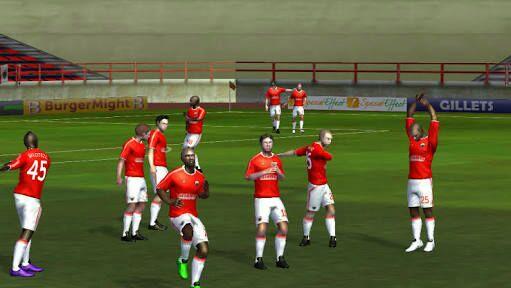 Dls19 gameplay