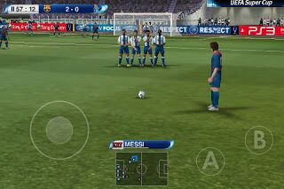 Download PES 2012 Apk