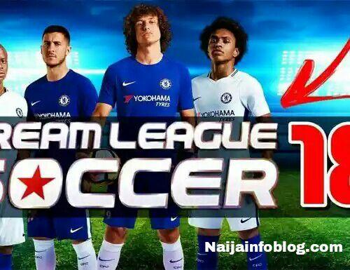 android-1 com dream league soccer 2019