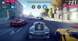 Asphalt 9 gameplay