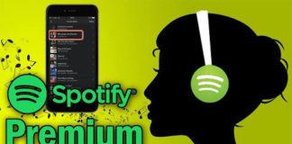 Download Spotify premium app free