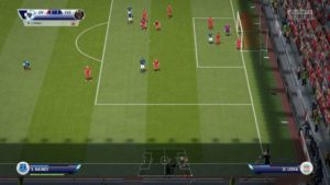 FIFA 15 gameplay