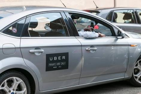Uber Taxi Drivers