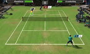 Virtua Tennis Challenge Apk gameplay