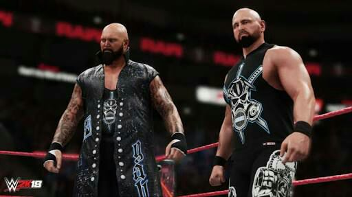 WWE 2k18 SuperStars