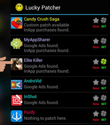 Games compatible with lucky patcher