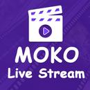 Moko live stream app