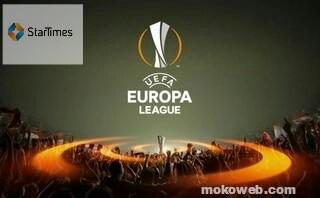 Europa League Matches on StarTimes