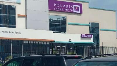 Polaris Bank contact