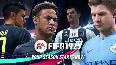 Fifa mobile 2019 stars
