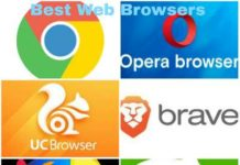 Best Mobile web browsers