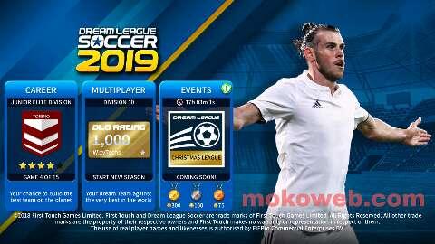 tai game dream league soccer 2019 hack