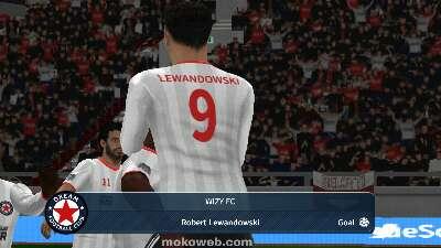 Robert Lewandowski Scores
