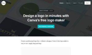canva logo maker