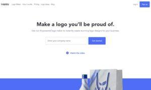 logojoy logo designer