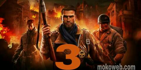 Brothers In Arms 3 APK Mod