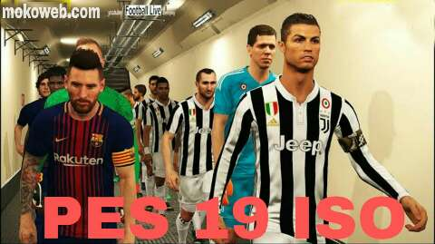 Pes 19 iso