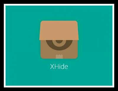 Infinix Xhide app